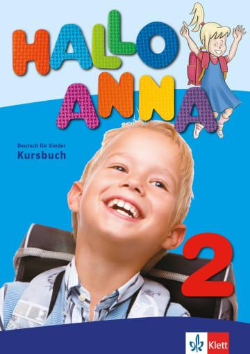 Cover Hallo Anna 2 978-3-12-676063-8 Deutsch als Fremdsprache (DaF)