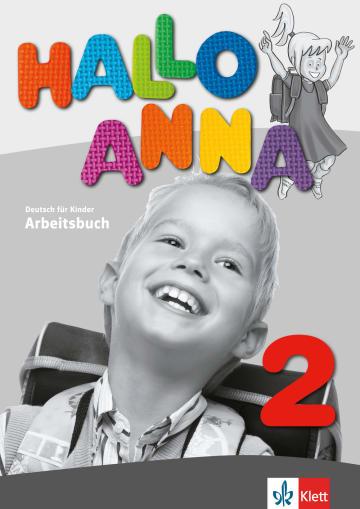 Cover Hallo Anna 2 978-3-12-676064-5 Deutsch als Fremdsprache (DaF)