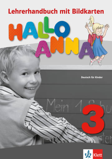 Cover Hallo Anna 3 978-3-12-676068-3 Deutsch als Fremdsprache (DaF)