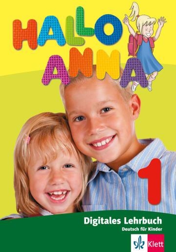 Cover Hallo Anna 1 978-3-12-676069-0 Deutsch als Fremdsprache (DaF)