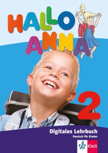 Cover Hallo Anna 978-3-12-676070-6 Deutsch als Fremdsprache (DaF)