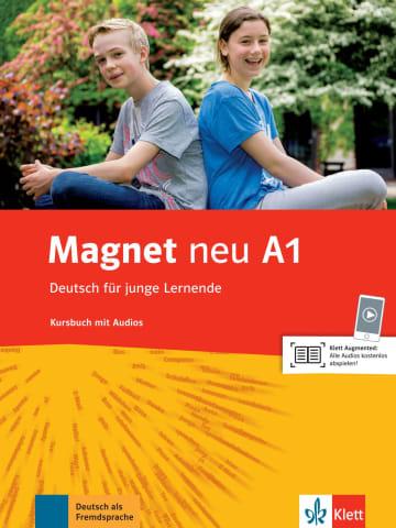 Cover Magnet neu A1 978-3-12-676080-5 Deutsch als Fremdsprache (DaF)