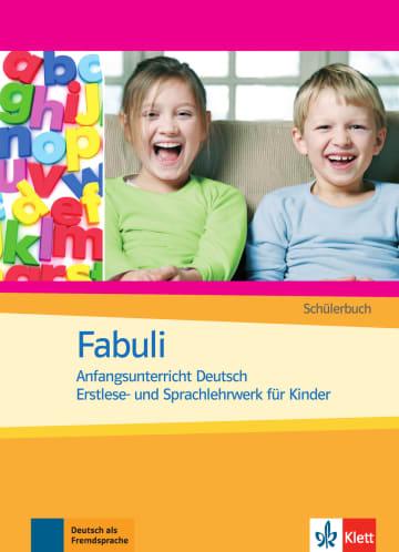 Cover Fabuli 978-3-12-676170-3 Deutsch als Fremdsprache (DaF)