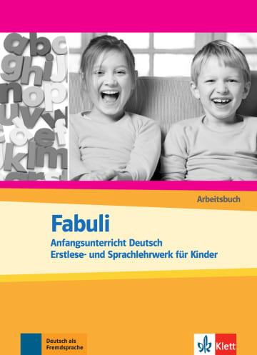 Cover Fabuli 978-3-12-676171-0 Deutsch als Fremdsprache (DaF)