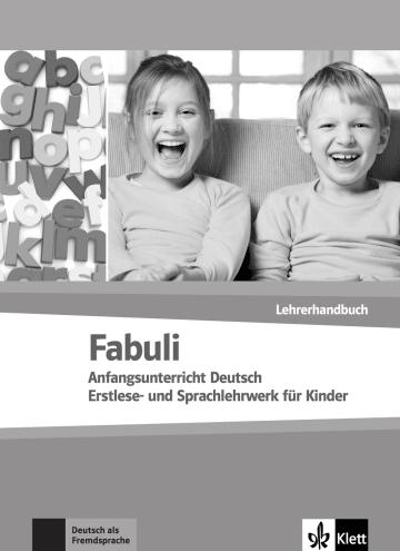 Cover Fabuli 978-3-12-676172-7 Deutsch als Fremdsprache (DaF)