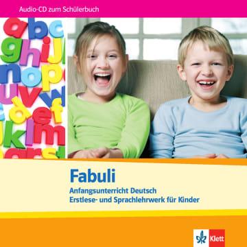 Cover Fabuli 978-3-12-676173-4 Deutsch als Fremdsprache (DaF)