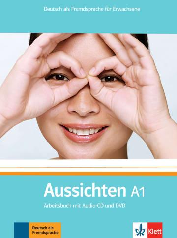 Cover Aussichten A1 978-3-12-676201-4 Deutsch als Fremdsprache (DaF)