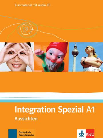 Cover Integration Spezial A1 978-3-12-676202-1 Deutsch als Fremdsprache (DaF)