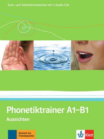 Cover Phonetiktrainer A1-B1 978-3-12-676232-8 Deutsch als Fremdsprache (DaF)