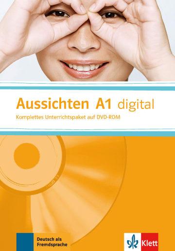 Cover Aussichten A1 digital 978-3-12-676235-9 Deutsch als Fremdsprache (DaF)