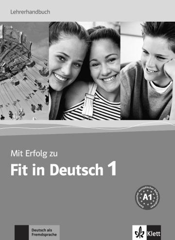 Cover Mit Erfolg zu Fit in Deutsch 1 978-3-12-676331-8 Deutsch als Fremdsprache (DaF)