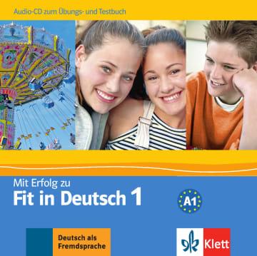 Cover Mit Erfolg zu Fit in Deutsch 1 978-3-12-676332-5 Deutsch als Fremdsprache (DaF)