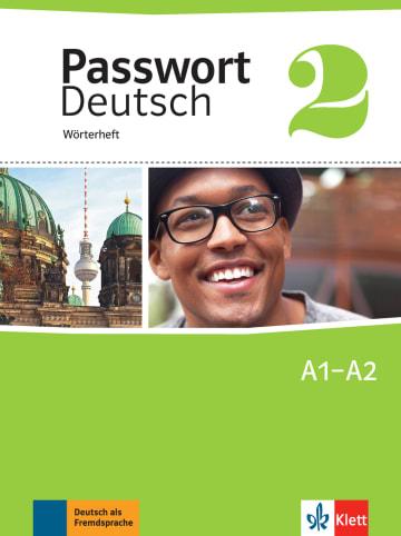Cover Passwort Deutsch 2 978-3-12-676415-5 Deutsch als Fremdsprache (DaF)
