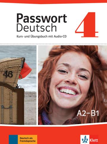 Cover Passwort Deutsch 4 978-3-12-676419-3 Deutsch als Fremdsprache (DaF)