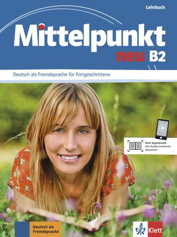 Cover Mittelpunkt neu B2 978-3-12-676652-4 Deutsch als Fremdsprache (DaF)