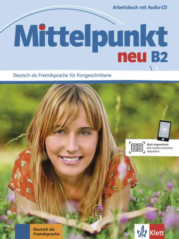 Cover Mittelpunkt neu B2 978-3-12-676653-1 Deutsch als Fremdsprache (DaF)
