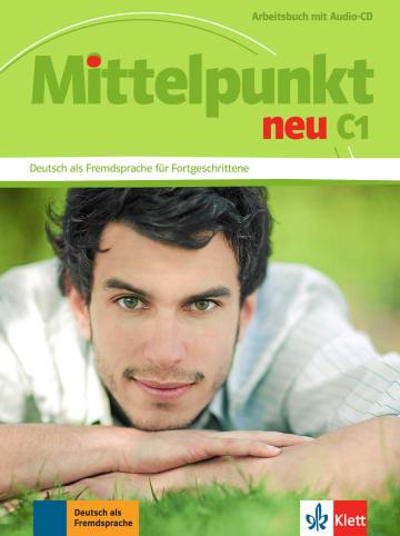 Cover Mittelpunkt neu C1 978-3-12-676661-6 Deutsch als Fremdsprache (DaF)