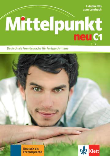 Cover Mittelpunkt neu C1 978-3-12-676662-3 Deutsch als Fremdsprache (DaF)