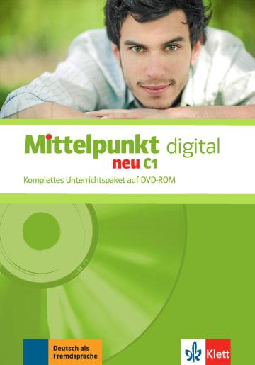 Cover Mittelpunkt neu C1 978-3-12-676671-5 Deutsch als Fremdsprache (DaF)