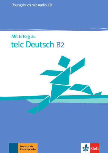 Cover Mit Erfolg zu telc Deutsch B2 978-3-12-676804-7 Deutsch als Fremdsprache (DaF)