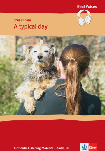 Cover A typical day 978-3-12-507024-0 Sheila Thorn Englisch