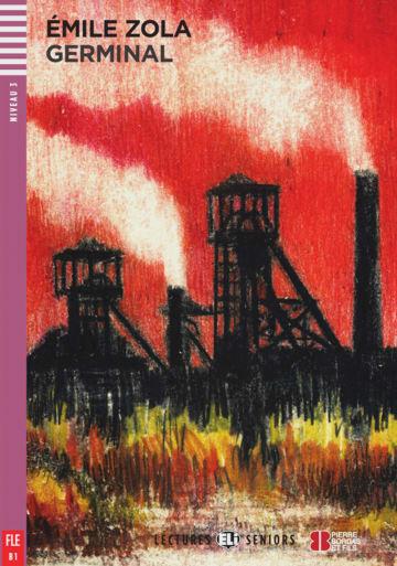 Cover Germinal 978-3-12-514756-0 Émile Zola Französisch