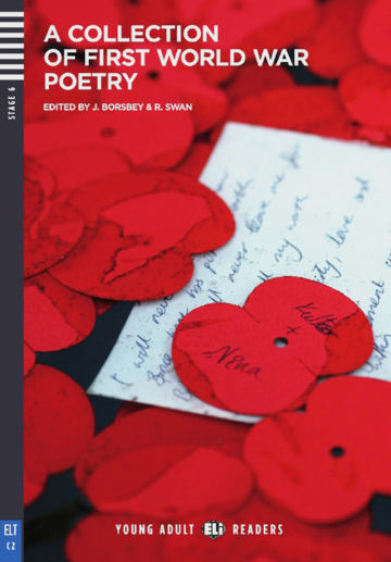Cover A Collection of First World War Poetry 978-3-12-514759-1 Mackenzie Bell, Janet Borsbey, Gilbert Keith Chesterton, Edward Estlin Cummings, Robert Frost, Rudyard Kipling Englisch
