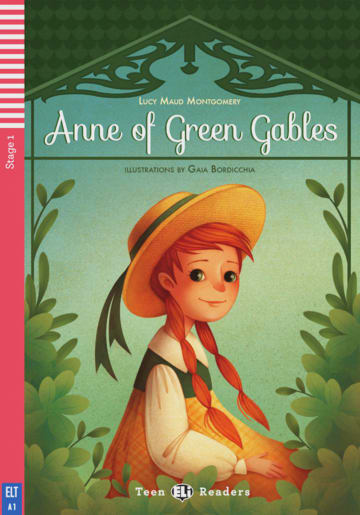 Cover Anne of Green Gables 978-3-12-514762-1 Lucy Maud Montgomery Englisch