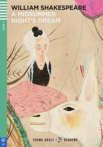 Cover A Midsummer Night's Dream 978-3-12-514764-5 William Shakespeare Englisch