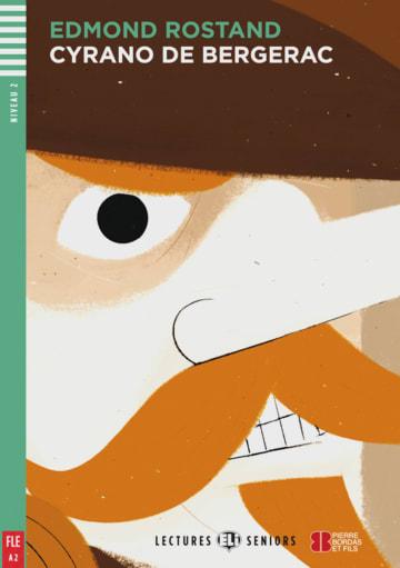 Cover Cyrano de Bergerac 978-3-12-514766-9 Edmond Rostand Französisch