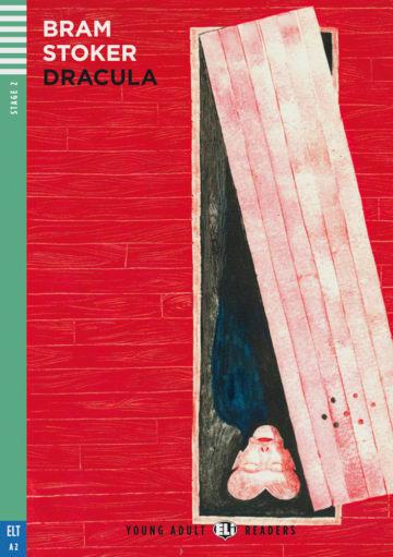 Cover Dracula 978-3-12-514773-7 Bram Stoker Englisch