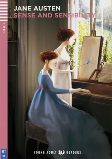 Cover Sense and Sensibility 978-3-12-514774-4 Jane Austen Englisch
