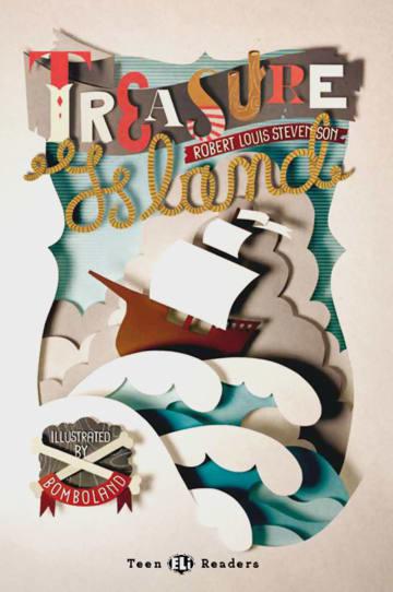 Cover Treasure Island 978-3-12-514782-9 Robert Louis Stevenson Englisch