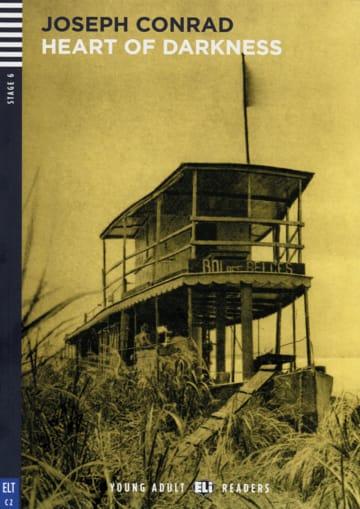 Cover Heart of Darkness 978-3-12-514783-6 Joseph Conrad Englisch