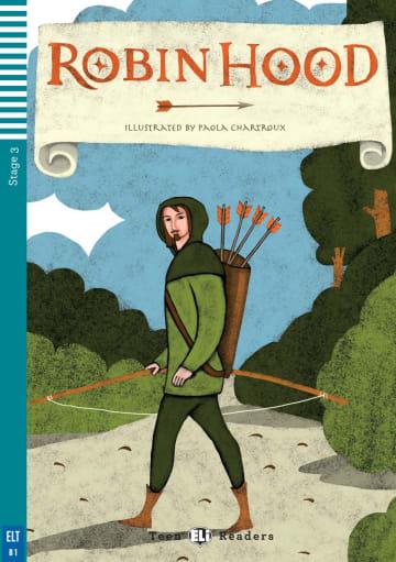 Cover Robin Hood 978-3-12-514790-4 Silvana Sardi Englisch