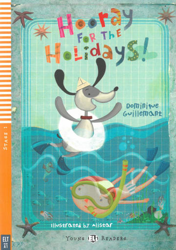 Cover Hooray for the holidays 978-3-12-514795-9 Dominique Guillemant Englisch