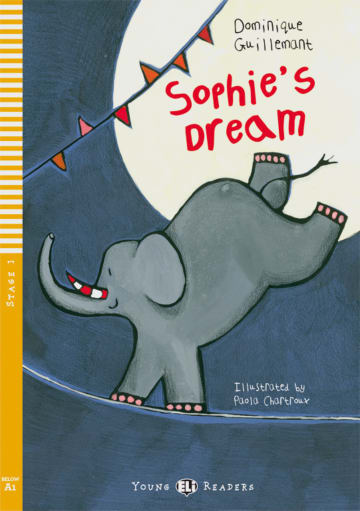 Cover Sophie's Dream 978-3-12-514801-7 Dominique Guillemant Englisch