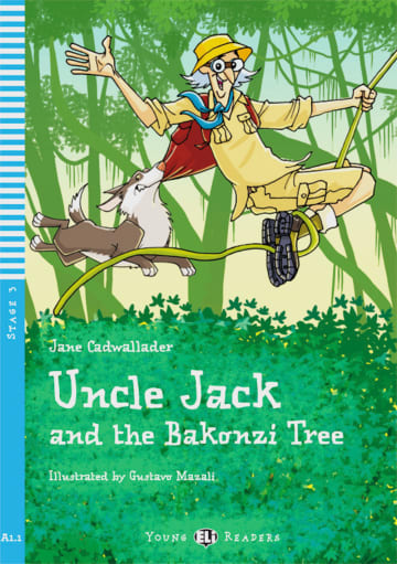 Cover Uncle Jack and the Bakonzi Tree 978-3-12-514806-2 Jane Cadwallader Englisch