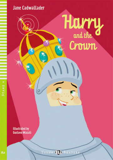 Cover Harry and the Crown 978-3-12-514809-3 Jane Cadwallader Englisch
