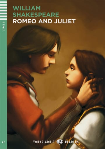 Cover Romeo and Juliet 978-3-12-514816-1 Janet Borsbey, William Shakespeare, Ruth Swan Englisch