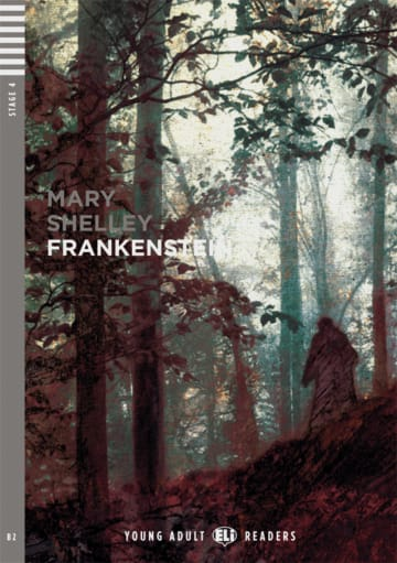 Cover Frankenstein 978-3-12-514818-5 Elizabeth Ferretti, Mary Shelley Englisch