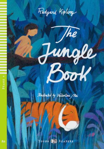 Cover The Jungle Book 978-3-12-514821-5 Rudyard Kipling Englisch