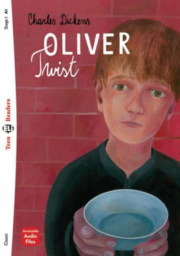 Cover Oliver Twist 978-3-12-514822-2 Charles Dickens Englisch