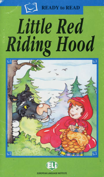 Cover Little Red Riding Hood 978-3-12-514831-4 Englisch