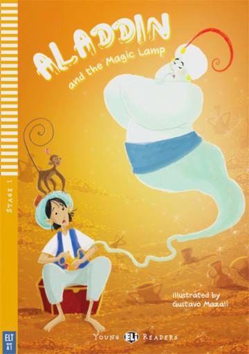 Cover Aladdin 978-3-12-514848-2 Unbekannt Englisch