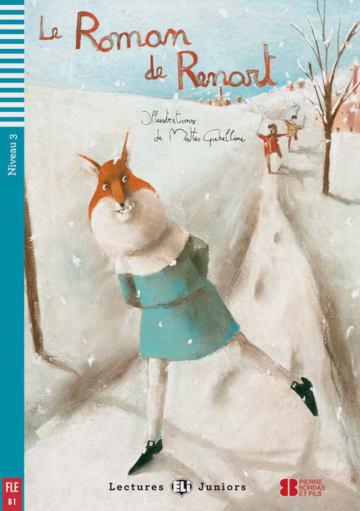 Cover Le Roman de Renart 978-3-12-514866-6 Französisch