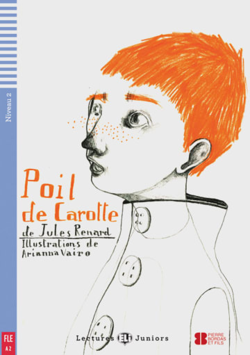 Cover Poil de carotte 978-3-12-514867-3 Jules Renard Französisch