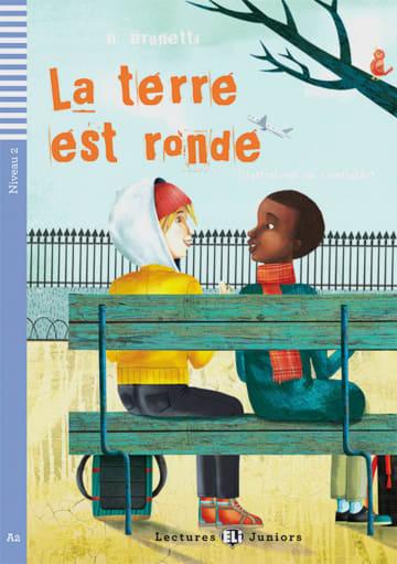 Cover La terre est ronde 978-3-12-514959-5 B. Brunetti Französisch