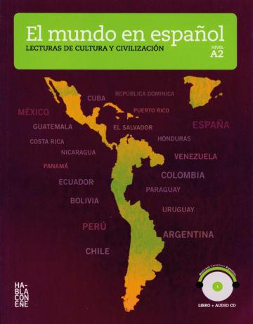 Cover El mundo en español 978-3-12-526978-1 Spanisch