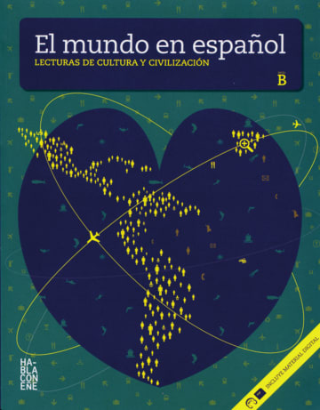 Cover El mundo en español 978-3-12-526979-8 Spanisch